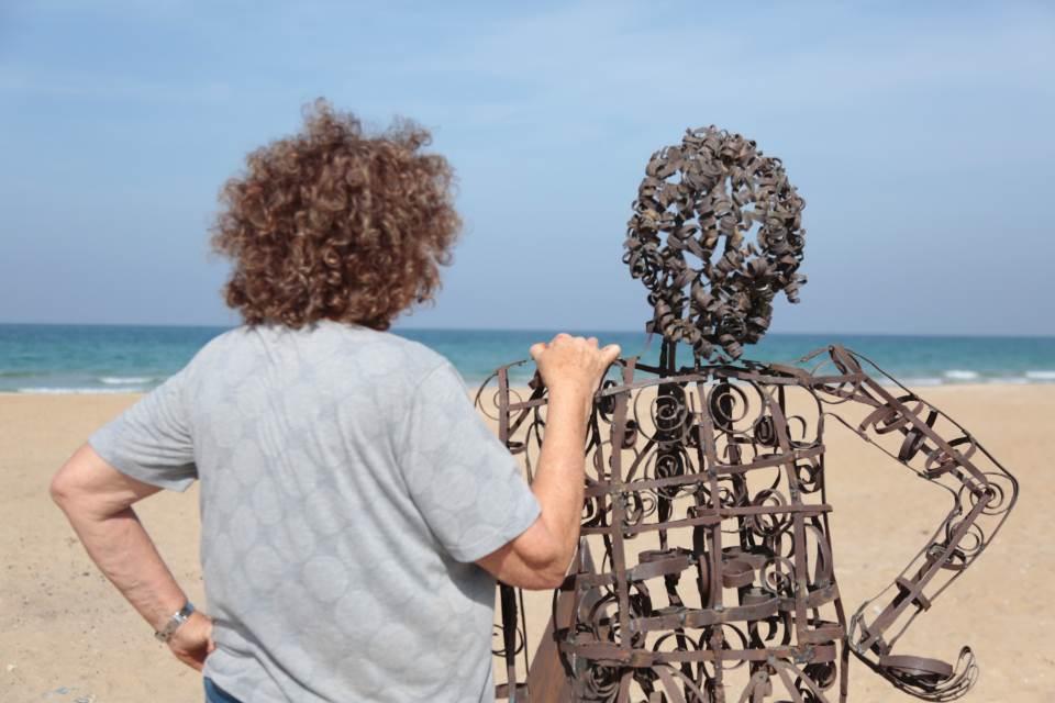 עידן הברזל: תערוכה חדשה בנמל יפו