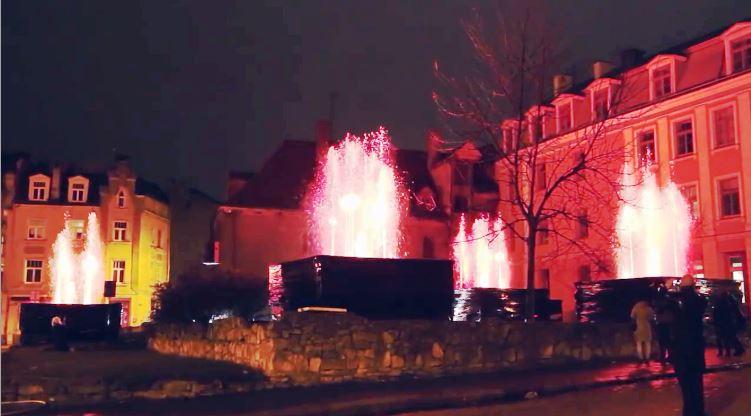 ירושלים של אש ושל אור
