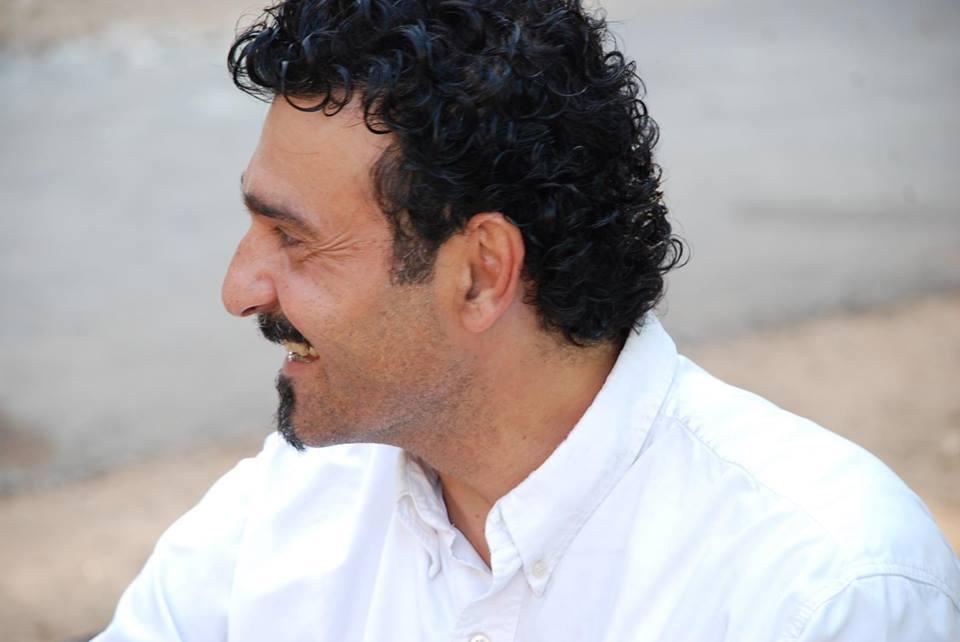 הסופר משה חורש, ראיון עם עצמי   צילום מתוך עמוד הפייסבוק של הסופר