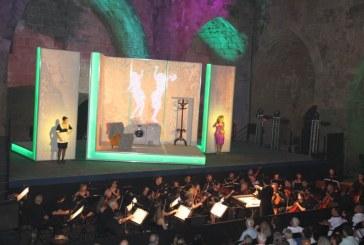 מופע אופרה בעברית ובערבית