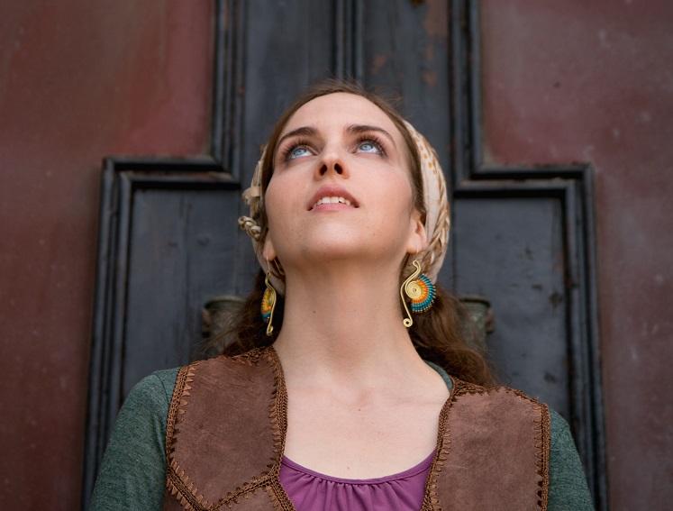קילי הלפרין, שירים שהם תפילה | צילום הדר אלפסי