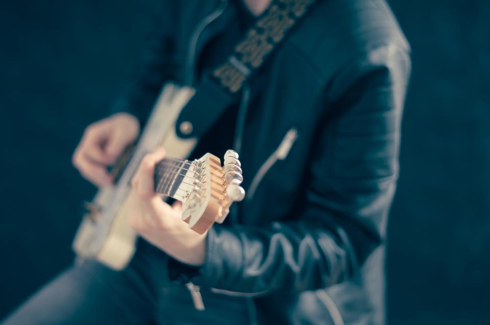 מוזיקה|צילום: אתר StockSnap.io