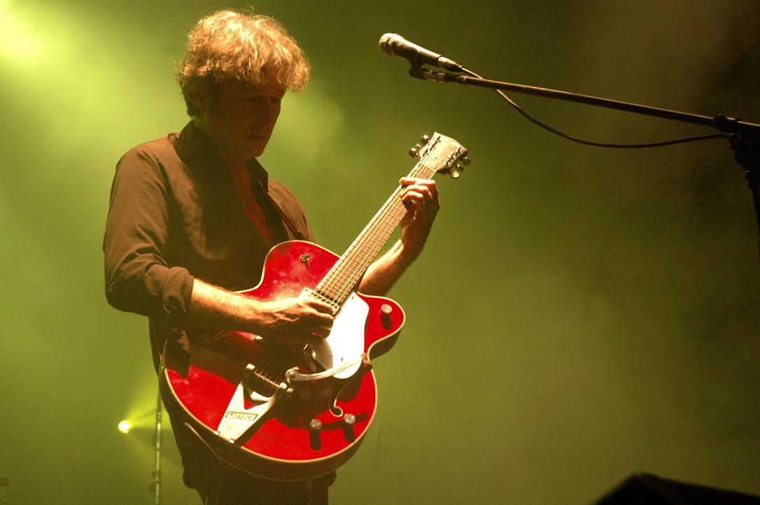 גיטרה ונשמה. ברי סחרוב צילום: רועי ברקוביץ