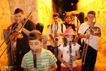 כיתות אמן בפסטיבל הכלייזמרים
