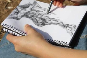יוצרות מהשטח: סטודנטיות לאמנות לומדות בטבע