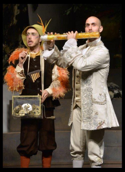 קסם האופרה. חליל הקסם|צילום: יוסי צבקר