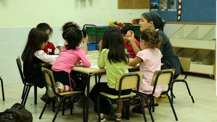 סדנאות בבתי הספר היסודי של תהל