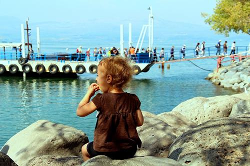 נמל עין גב|צילום: אשלי פירסון