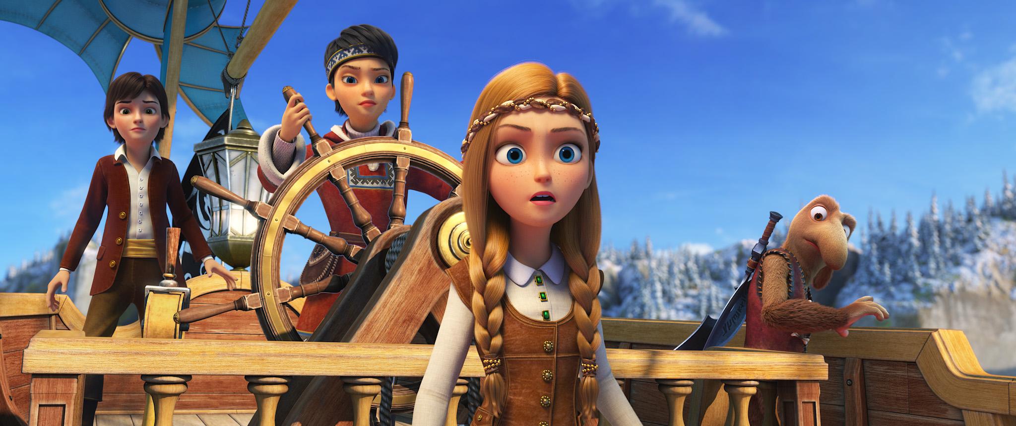 לשבור את הקסם: מלכת השלג