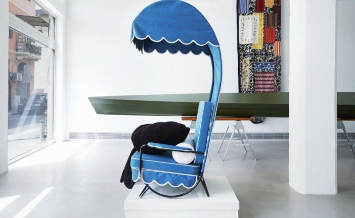 """התערוכה """"אוקיינוס וקפאין"""" של האמנית קוסימה פון בונין"""