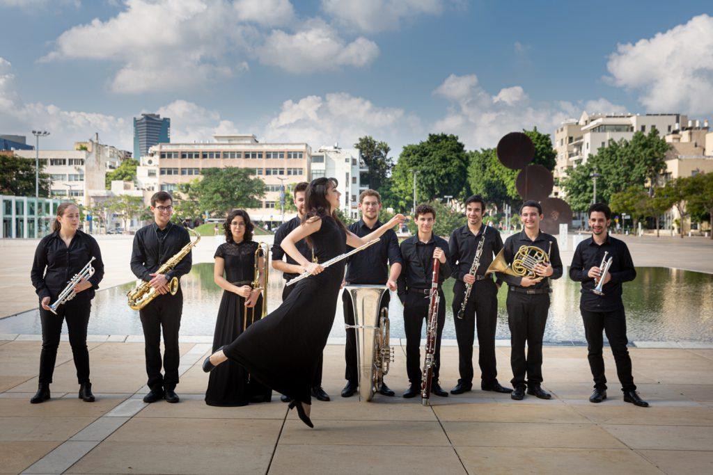 התזמורת הפילהרמונית הצעירה | צילום יעל אילן
